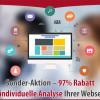 Webseiten Analyse mit Wirkung.
