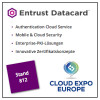 Entrust Datacard mit Authentication Cloud Service auf der Cloud Expo Europe 2016