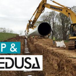 Ein Expertensystem verändert die Welt der Pipeline-Verlegung
