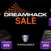Besuche Tesoro auf der DreamHack 2017 in Leipzig!