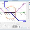 Mit der neuen Software LineMap Draw erstellen Sie einfach und schnell Liniennetzpläne