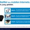 Aktuelle Studie belegt: Nächste Generation der mobilen Internet-Nutzer ist männlich, jung und gebildet