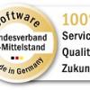 """PRODATIC mit BITMi-Gütesiegel """"Software Made in Germany"""" ausgezeichnet"""