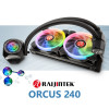 NEUHEIT bei Caseking – Eindrucksvolle Raijintek Orcus RGB & Orcus Core RGB Komplettwasserkühlung.