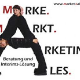 Interims-Management im Bereich Marketing und Vertrieb für IT-Unternehmen von Marke.Markt.Marketing-Sales.