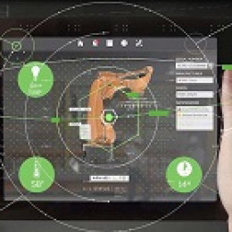 Im ThingWorx Workshop von CAD Schroer wird bereits die erste eigene App erstellt