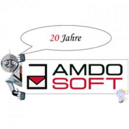 20 Jahre AmdoSoft:  Mit b4 end-to-end in die Zukunft