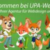 Neue Webseite von UPA-Webdesign