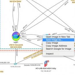 NetBrain integriert Cisco ACI