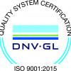 Qualitätsmanagement auf hohem Niveau: DNV GL zertifiziert innobis nach DIN ISO 9001:2015