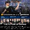Caseking @ gamescom 2018 – The Future Of Gaming auf über 450 m²!