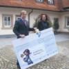 PFALZKOM | MANET spendet auch 2009 gemeinsam mit Kunden 3 x 1.000.- EUR an karitative Einrichtungen in der Region.