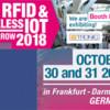 iDTRONIC @ RFID & Wireless IoT Messe in Darmstadt