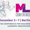 ML Conference und Voice Conference 2018 – die große 2-in-1-Konferenz kommt im Dezember nach Berlin
