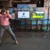 Intelligente Mobilfunknetze ermöglichen mobiles Virtual-Reality-Erlebnis (FOTO)