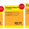 Drei neue Prepaid-Pakete von congstar