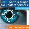 M-Files im dritten Jahr in Folge als Visionär in Gartners Magic Quadrant für Content-Services-Plattformen eingestuft