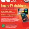 Smart-TVs im c–t-Test / Datenschleudern im Zaum halten (FOTO)