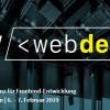 c&#8211;t<webdev>/ Die neue Konferenz für Frontend-Entwicklung (FOTO)