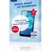 Mit Tchibo mobil clever schenken: 1 Jahr Allnet- und Internet-Flatrate inklusive Smartphone für nur 199 Euro (FOTO)