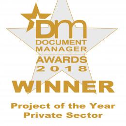 M-Files und thyssenkrupp Elevator gewinnen Document Management Award