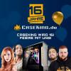 Sweet 16! Caseking wird 16 und ihr könnt mitfeiern. Live-Stream, Community Cup und viele tolle Preise – Jetzt bei Caseking!