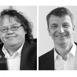 censhare AG würdigt die Leistungen von Dieter Reichert und Stephan Wehselau