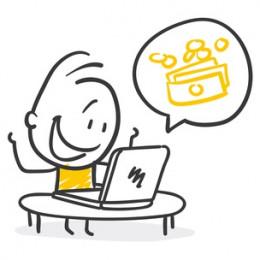 Nebenverdienst, Kostenlos Online SHOPENTER Betreiber werden in nur 2 Minuten eingerichtet.