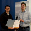 Java Informatik Exzellenz Preis 2018 von OIO Orientation in Objects an der Hochschule Mannheim für Stefan Beigel