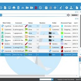 Digitale Archivierung mit ecoDMS: Sicher, plattformunabhängig, gesetzeskonform und günstig
