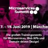 Das Programm des API Summit, Microservices Summit und DDD Summit 2019 ist online