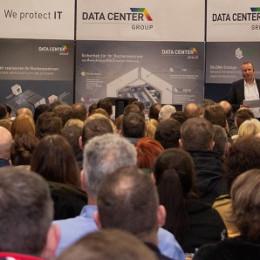 Managementanpassung in der DATA CENTER GROUP