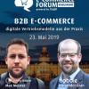 "Flagbit E-Commerce Forum – Thema ""B2B E-Commerce – digitale Vertriebsmodelle aus der Praxis"""