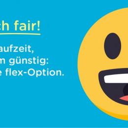 Kurze Laufzeit, unfassbar günstig: eazy führt flex-Option bei Internet-Tarifen ein (FOTO)
