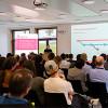 Großer Andrang beim 2 . Meetup der Tech Talks Landshut