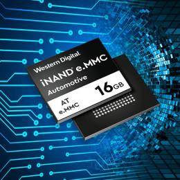 Automotive Speicherlösungen von Western Digital sind für das Renesas R-Car System-on-Chip verifiziert