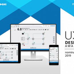macio und Boge für den UX Design Award 2019 nominiert