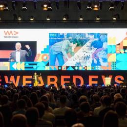 WeAreDevelopers World Congress – Eine der weltweit größten Entwicklerkonferenzen feiert erfolgreiches Debüt in Berlin (FOTO)