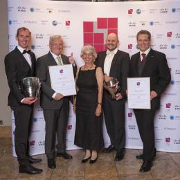 """apenio erhält dfg-Award für """"Herausragende digitale Innovationen und Zukunftsprojekte in der Pflege"""""""