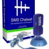 SMS to Beamer mit der SMS Chatwall
