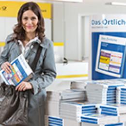 Frisch erschienen: die neue gedruckte Ausgabe von Das Örtliche für Wiesbaden und Mainz-Kastel mit aktualisierten Kontaktdaten