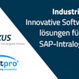 Flexus und IdentPro besiegeln Meilenstein für die innerbetriebliche Transportsteuerung mit SAP®