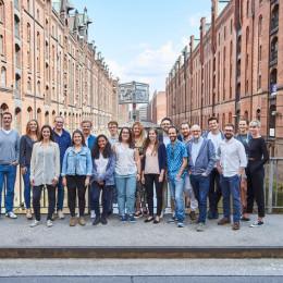 Medien-Startups aus ganze Europa: Batch 9 des next media accelerator gestartet (FOTO)