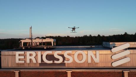 Ericsson nutzt Rohde& Schwarz-Messtechnik für neuartige, drohnenbasierte Messung von 5G Abdeckung und Performance (FOTO)