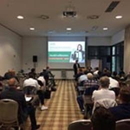 """Ist Ihr Unternehmen den Herausforderungen der EU-DSGVO gewachsen? Die Antwort gab die zweite Veranstaltung der Eventreihe """"IT-Security, Datenschutz und Datensicherheit"""""""