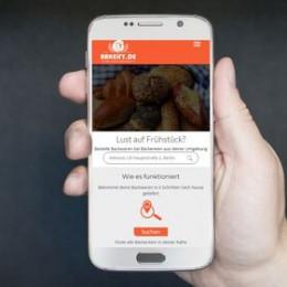 Lieferdienst Portal für Bäckereien startet Crowdfunding Kampagne