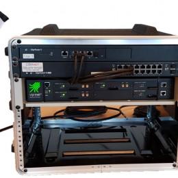 CBXNET liefert mit neuer Lösung Internet für Events oder wechselnde Orte wie Baustellen