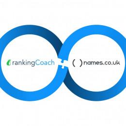 names.co.uk präsentiert rankingCoach DIY SEO-Tool für kleine und mittelständische Unternehmen