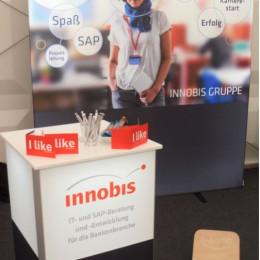 innobis startet beim Karrieretag in Lübeck