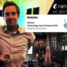 rankingCoach erzielt 38. Platz der Technology Fast 50–Deutschlands am schnellsten wachsende Technologieunternehmen